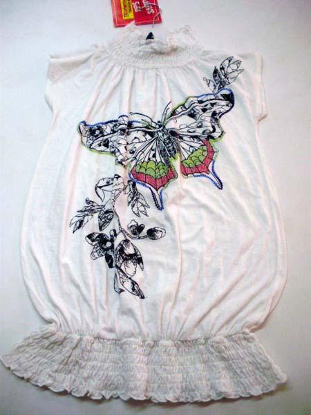 9e44f8d7a Girls Tops Manufacturer in Tirupur Tamil Nadu India by DRM Garments ...