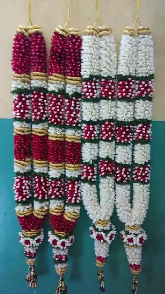 Fresh Flower Wedding Garlands Supplier Manufacture Exporters In India Ffr Gr 001
