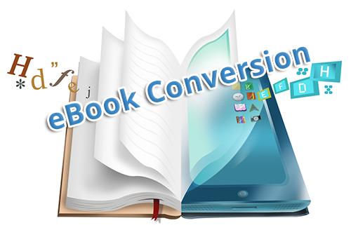 E Book Conversion Services