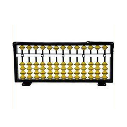 13 Rod Multi Color Kids Abacus