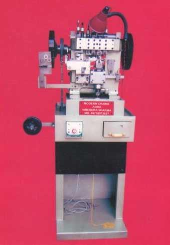 Automatic Anchor Chain Making Machine