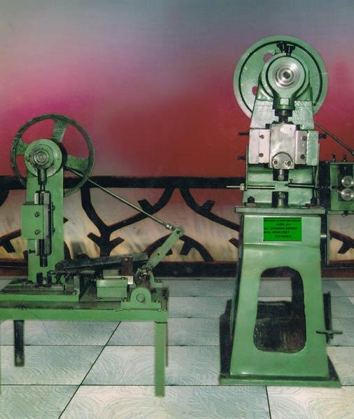 Semi Automatic Ghungroo Making Machine (00055)