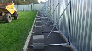 Hoarding Fence Installation