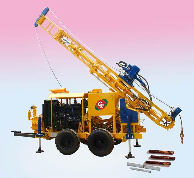 Core Drill Rig | Rock Core Drill | Rock Core Drilling