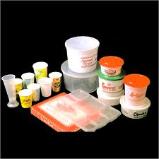 moulded plastic containers