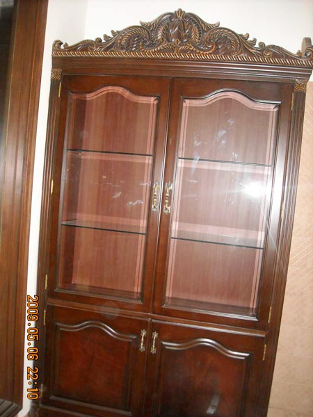 Buy vintage wooden almirah from rk furniture designs new for Pics of wooden almirah