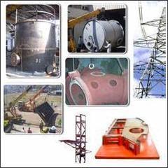 Mild Steel Heavy Fabrication