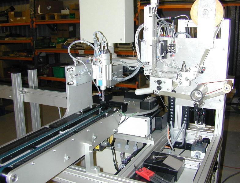 Special Purpose Machine Automation
