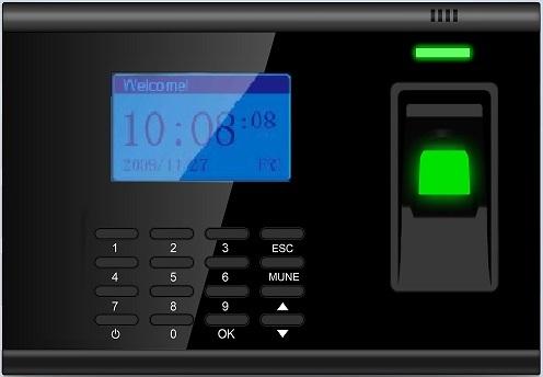 Buy Biometric Fingerprint Time Attendance System (AV0400) from A V