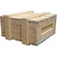jungle wooden packing crates