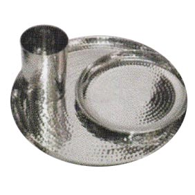 Stainless Steel Dinner Plates Manufacturer in Bangalore Karnataka  sc 1 st  dmphoto : steel dinner plates - Pezcame.Com
