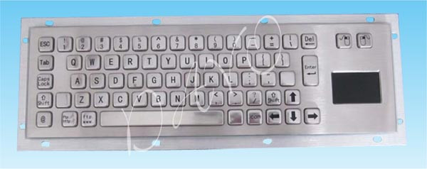 Industrial Metal Pc Keyboard Manufacturer & Manufacturer from, China