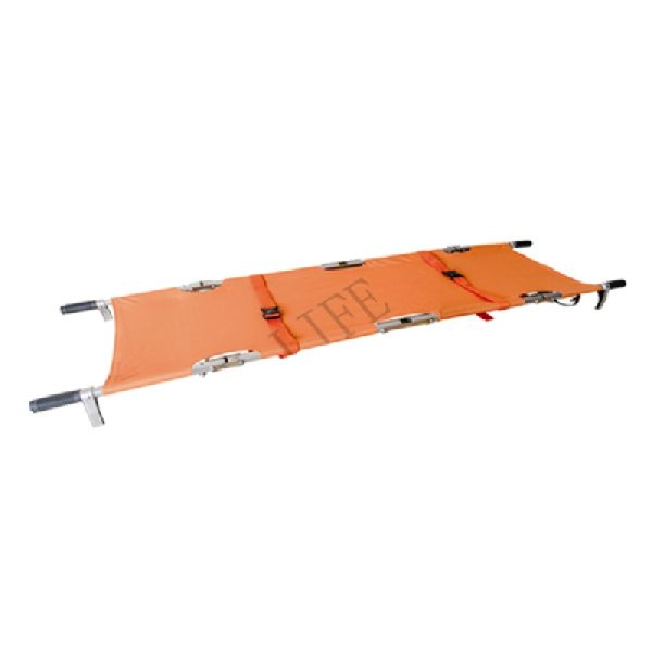 Double Fold Folding Stretcher