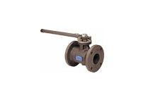 Carbon Steel Flanged Ball Valve