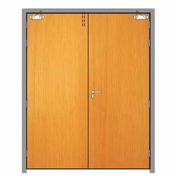 Wooden Fire Doors Manufacturer In New Delhi Delhi India By Ss