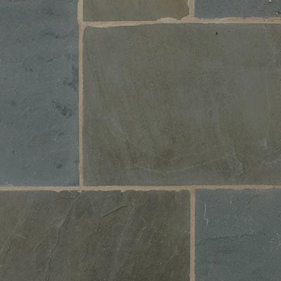 Full Color Bluestone