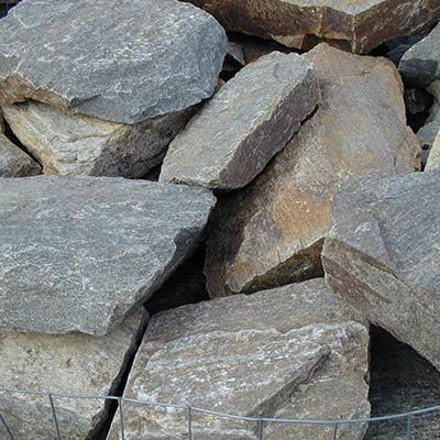 Luna Azul Rubble stone