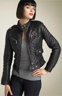 Ladies Leather Jackets