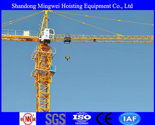 Potain Tower Crane Manufacturer in Jinan China by Shandong