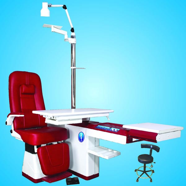 Ophthalmic Chair Unit & Ophthalmic Chair Unit Manufacturer in New Delhi Delhi India by Eye ...
