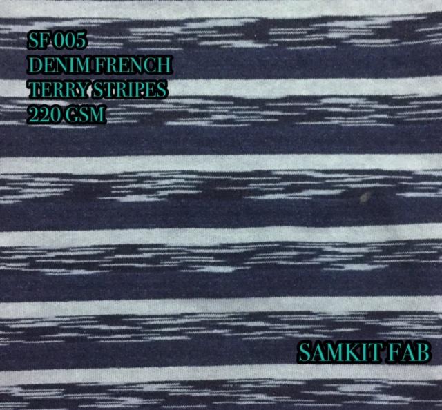 knitted hosiery fabrics (SF005)