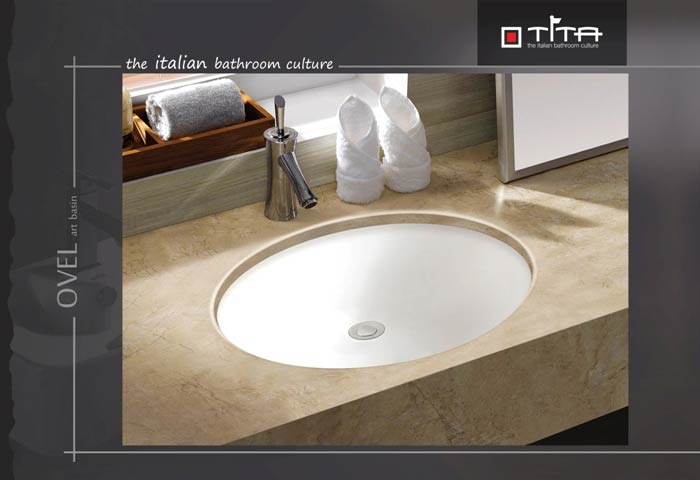 Buy Under Counter Wash Basin From Osho Sanitarywares Pvt