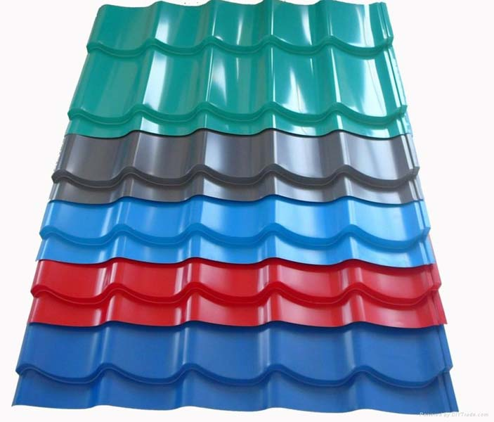 Steel Roofing Sheets & Accessories
