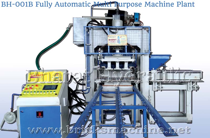 Mini Fully Automatic Multi Purpose Plant