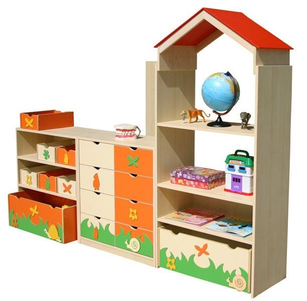 Kids School Cabinets