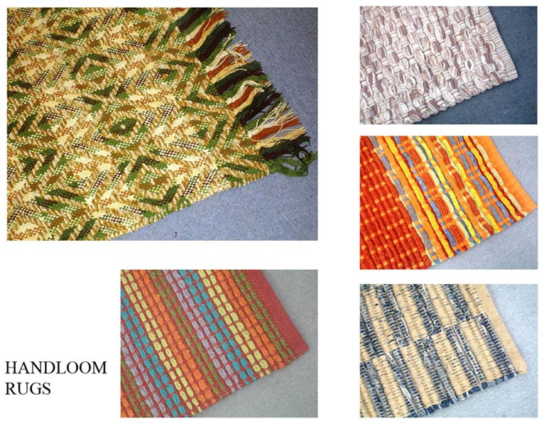 Buy Handloom Rugs From Vertex Industries Pvt Ltd India