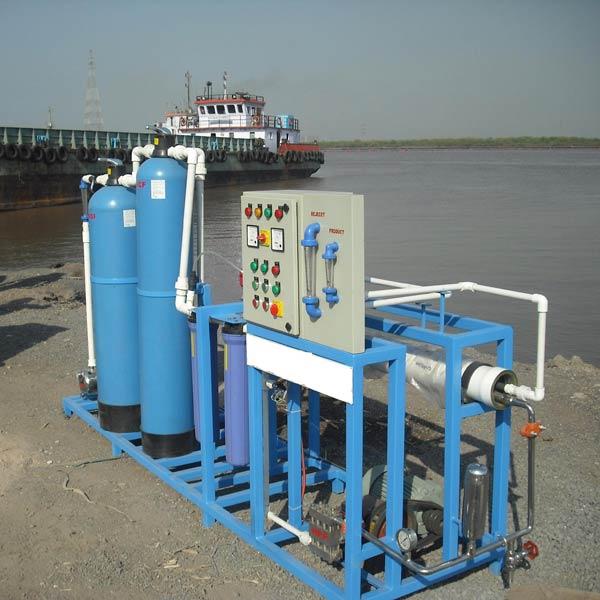 Buy Seawater Desalination Plant From Arya Enterprise Rajkot India