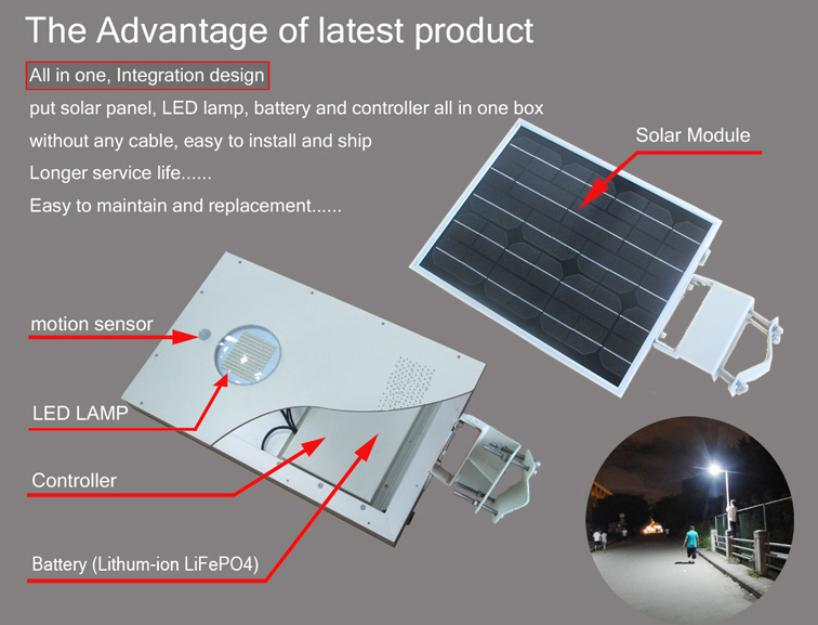 solar street light manufacturers