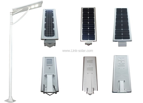 integrated led solar street light manufacturer manufacturer from