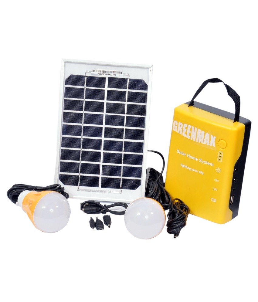New Products 3w Mini Home Solar Power System with Led Light ...
