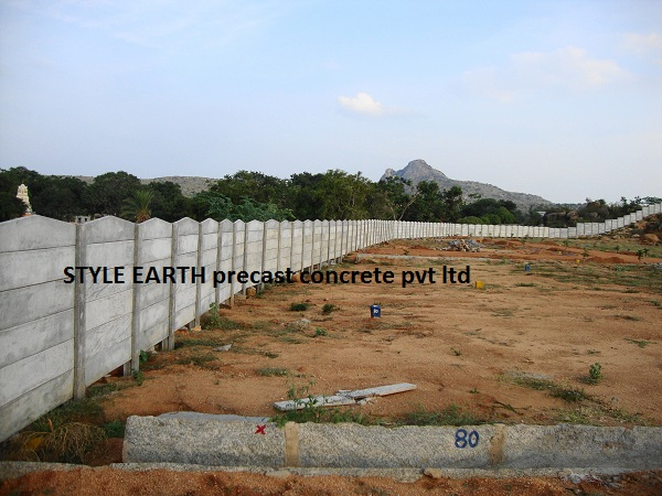 Concrete House Compounds : Cobble stone manufacturer by style earth pre cast iso