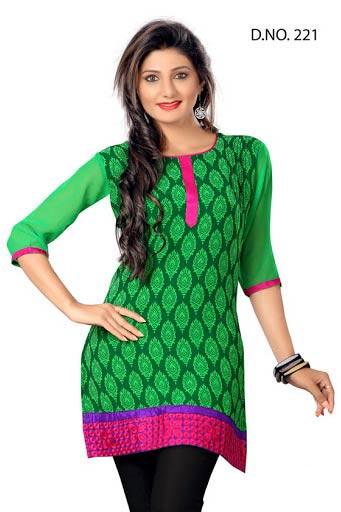 ladies kurtis manufacturer & manufacturer from gurgaon, india | id