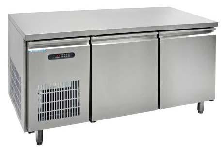Double Door Undercounter Freezer