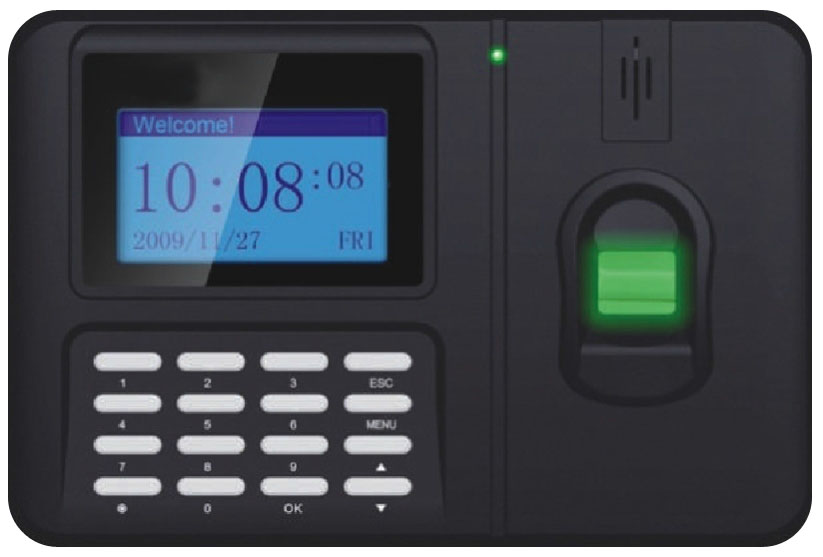 Rfid Card Based Biometric Attendance System Manufacturer