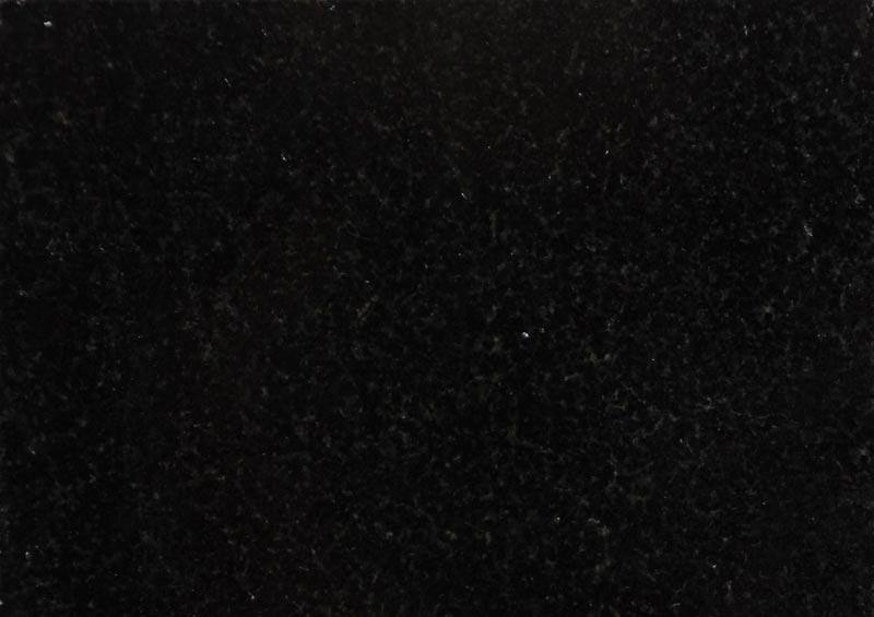 Dark Black Granite