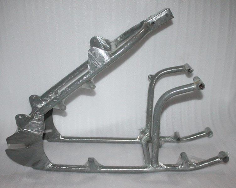 Royal Enfield Bike Rigid Frame Manufacturer & Manufacturer from New ...