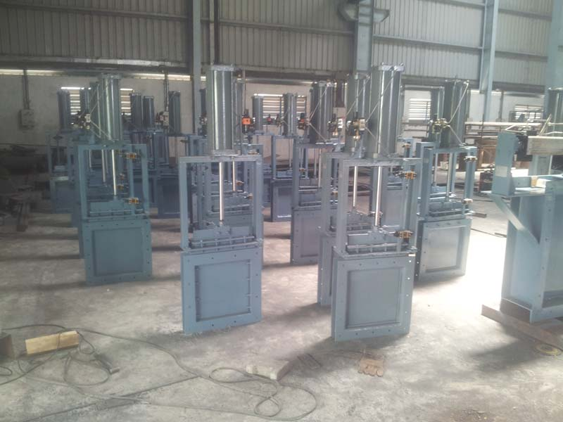 Knife Gate Valve Square Type Manufacturer In Tamil Nadu