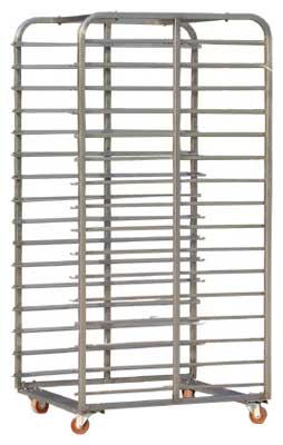Stainless Steel Rack - (4672) (Stainless Steel Rack)