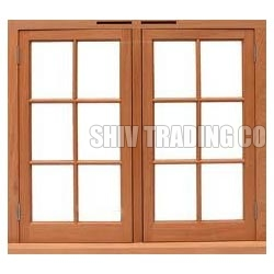 Buy Wooden Window Frames From Shiv Trading Co Surat