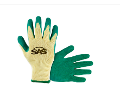 Poly Knit Latex Coated Glove