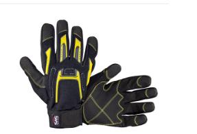 MX Impact Resistant Grip Palm Glove