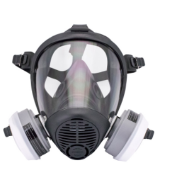 Opti-Fit Full Face OV Respirator