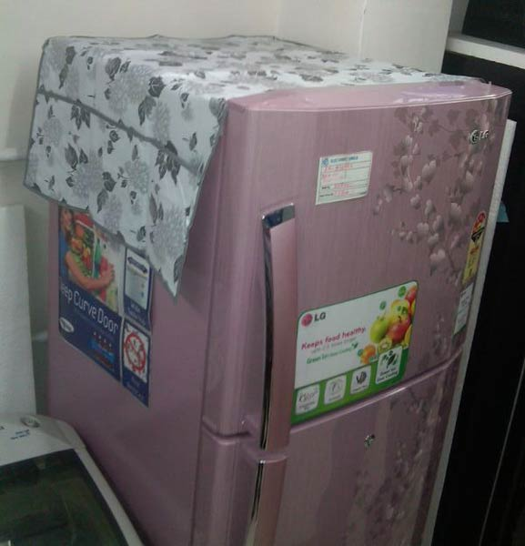 Refrigerator Cover Manufacturer & Exporters from, India | ID