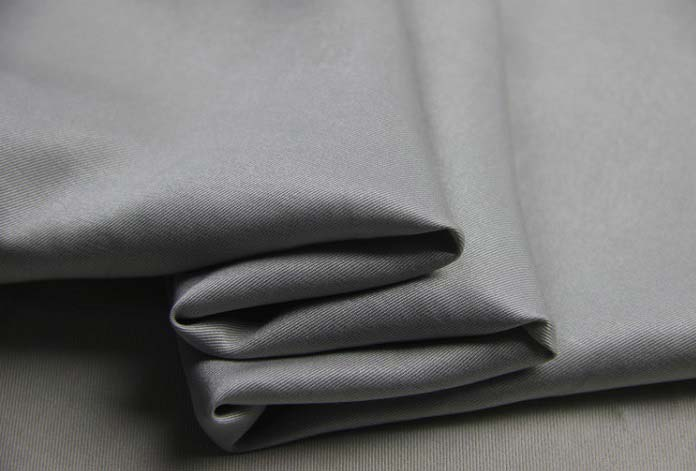 Gray Cotton Fabric
