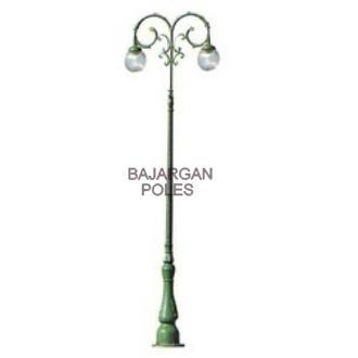 Ornamental Lighting Pole Manufacturer