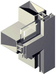 Services - Semi Unitized Curtain Wall System Installation from